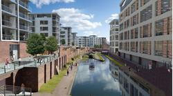 Eastside Locks, Birmingham