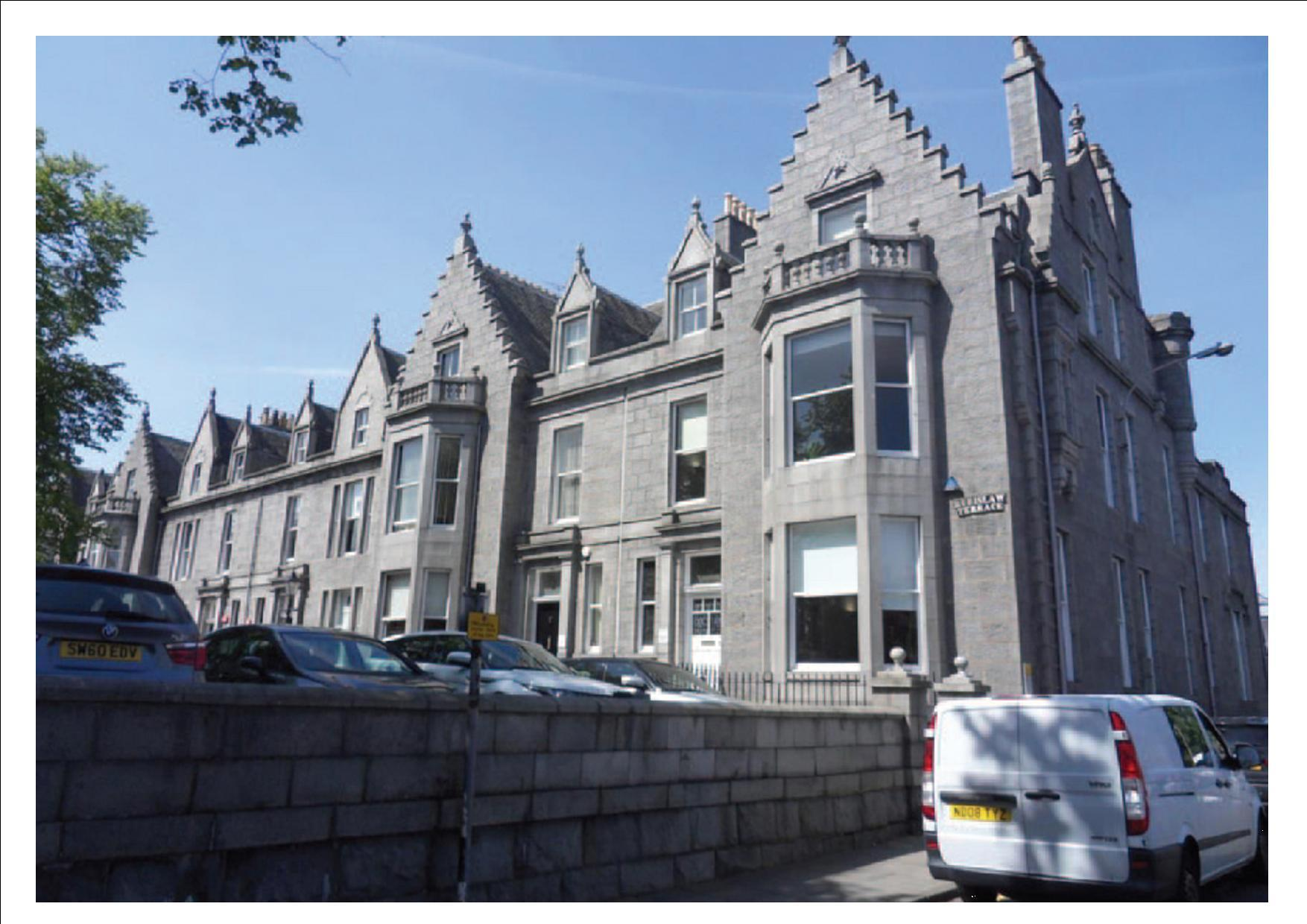 property to let 1 rubislaw terrace aberdeen ab10 1xe