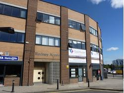 RARELY AVAILABLE OFFICE IN RODNEY HOUSE - WIGAN TOWN CENTRE