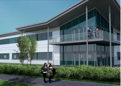 Spec Office, Aberdeen Gateway, Aberdeen