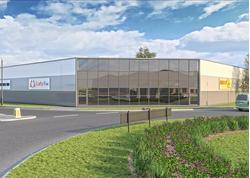 Tetron Trade Park, William Nadin Way, Tetron Point, Swadlincote