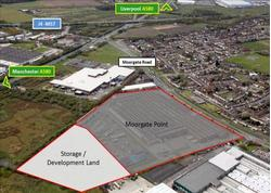 Moorgate Point, Moorgate Road, Knowsley