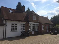 The Lodge, Copthorne Road