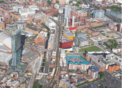 City Centre Prime Development Opportunity