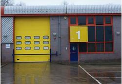 TO LET - WAREHOUSE / INDUSTRIAL UNIT with option of 2,311 sq ft storage mezzanine, if required. Unit 1 Crayford Commercial Centre, Greyhound Way, Crayford, Dartford, Kent