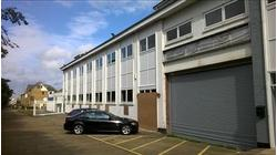 TO LET - COST EFFECTIVE WAREHOUSE / INDUSTRIAL ACCOMMODATION ON FLEXIBLE TERMS Christopher House, 663-675 Princes Road, Dartford, Kent