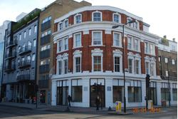 TO LET - SELF CONTAINED OFFICE / SHOWROOM BUILDING IN CLERKENWELL