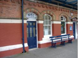 Wellington Railway Station, Unit 4, Station Buildings, Telford, TF1 1BY