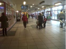 Dewsbury Bus Station, Aldams Road, Dewsbury, WF12 8AR