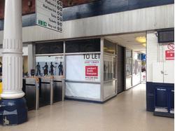 Darlington Railway Station, Main Concourse, Darlington, DL1 4AA