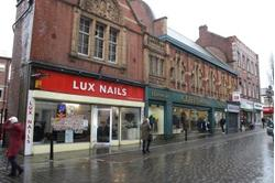 PRIME HIGH STREET RETAIL UNIT TO LET - 13 / 17 Printing Office Street, Doncaster, DN1 1TJ.