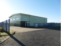 Modern Commercial Premises comprising Secure Yard, Store and Offices - For Sale/To Let