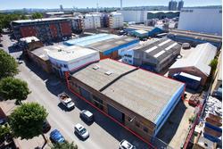 T-Marchant Industrial Estate, Verney Road, SE16
