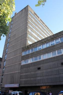 GLASGOW | Savoy Tower, 77 Renfrew Street