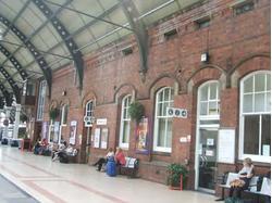 Darlington Railway Station, First Floor Offices, Darlington, DL1 4AA