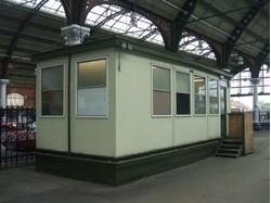 Darlington Railway Station, Portable Building On Platform 1, Darlington, DL1 4AA