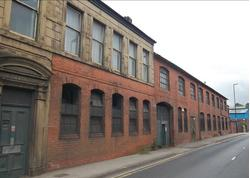 La Plata Works, Holme Lane, Sheffield