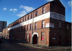 Beehive Works, Milton Street, Sheffield