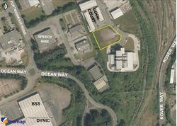 New Industrial/Office Development, Pacific Business Park, Cardiff
