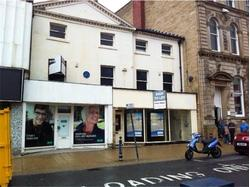 To Let Retail Premises on Market Street, Dewsbury