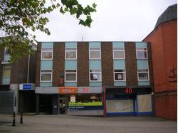 39/40 Regent Circus. Swindon, SN1 1PX