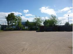 Secure Yard At Castlefields The Drove, Bristol Road, Bridgwater, TA6 4AG