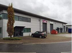 TO LET WAREHOUSE INDUSTRIAL UNIT - UNITS 14 - 16 GREENFORD PARK, GREENFORD, UB6