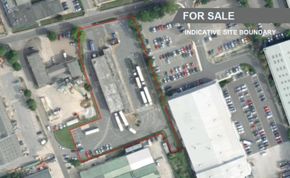 Property for sale freehold former vosa testing station for Freehold motor vehicle inspection station