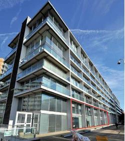 Units 115 - 119 Timber Wharf, Castlefield, Manchester
