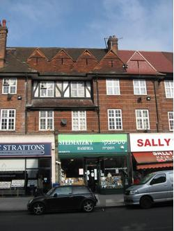 Retail Unit to Let on Golders Green Road