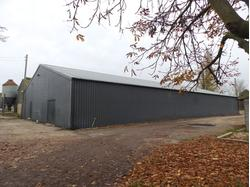 Industrial Unit at Moat Farm, Baylham, Ipswich IP6 8JW