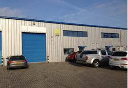 High Quality Light Industrial Units at M27 Junction 9