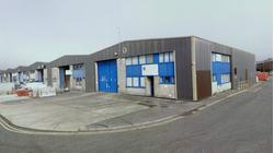 High Quality Light Industrial Unit with offices at M27 Junction 2