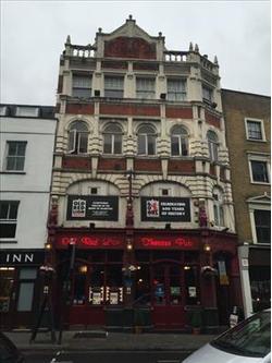 Old Red Lion, 418 St. John Street, London, EC1V 4NJ