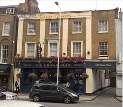 Brown Bear, 139 Leman Street, London, E1 8EY