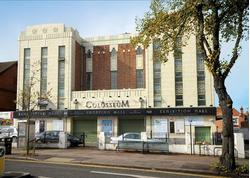 Leicester Colosseum, 98-100 Melton Road, Leicester, LE4 5EB