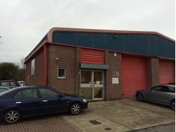 Industrial Wimborne - 38 Azura Close, Woolsbridge Industrial Estate, Three Legged Cross