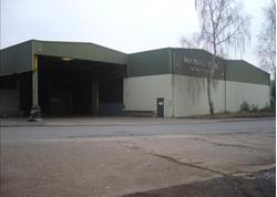 Polo Grounds Industrial Estate, Pontypool, NP4 0TW
