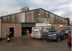 Devonshire Industrial Hamlet, Unit 8 Station Road, Chesterfield, S43 1JU