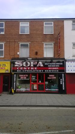Spacious Retail Shop to Let in Prominent Location  363 Edge Lane - Restaurant Potential (stp)