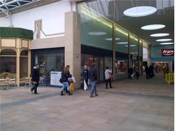 Retail Unit in St. Nicholas Arcades To Let, Lancaster