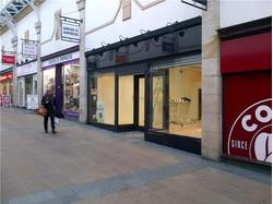 To Let Retail Unit in St Nicholas Arcades Shopping Centre, Lancaster