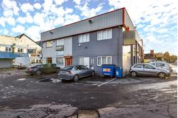 WAREHOUSE AND OFFICE SPACE TO LET