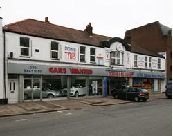 WHITE ROSE MOTORS, 912-920 HIGH ROAD, FINCHLEY, LONDON N12 9RW