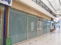 Retail Property With in Angel Walk Shopping Centre To Let