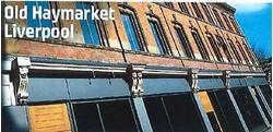 Unit 6, Old Haymarket, Liverpool
