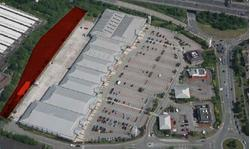 Davyhulme, Trafford Retail Park, Barton Road