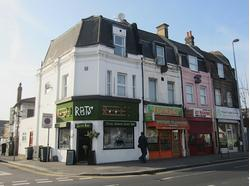 POTENTIAL SHOP WITH BASEMENT MULTI-PURPOSE USE AND 3 BEDROOM APARTMENT GROUND, FIRST AND SECOND FLOOR