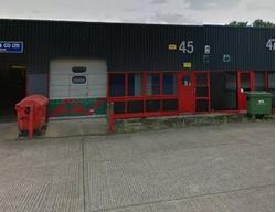 Unit 45 Edison Road, Rabans Lane Industrial Estate, Aylesbury, HP19 8TE