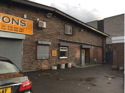 For sale/may let,Factory units,Sherborne Street,Manchester,M8